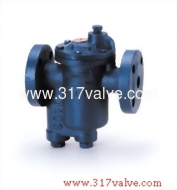 (ST-B1F) Inverted Bucket Steam Trap Flanged End