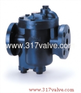 (ST-B2F) Inverted Bucket Steam Trap Flanged End