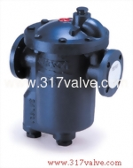 (ST-B6F) Inverted Bucket Steam Trap Flanged End