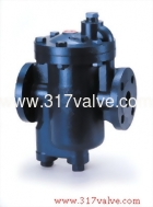 (ST-B3F) Inverted Bucket Steam Trap Flanged End