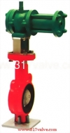 (CYD-BF26N) CYLINDER TYPE BUTTERFLY VALVE