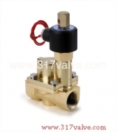 (UPS-NO Series) MULTIPLEX, PILOT OPERATED PISTON, CONDUCTIVE AND NORMALLY OPEN SOLENOID VALVE