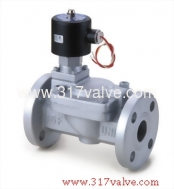 (UWF-NO Series) MULTIPLEX, PILOT OPERATED DIAPHRAGM, CONDUCTIVE AND NORMALLY OPEN FC20 SOLENOID VALVE 1.1/4
