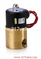 (UAO Series) MULTIPLEX, PILOT OPERATED PISTON, CONDUCTIVE AND NORMALLY CLOSED SOLENOID VALVE