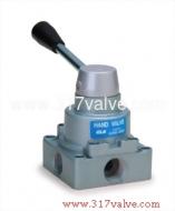 (CHV-400) AIR HAND VALVE
