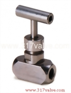 (ND-604 / ND-606) ST.ST.304/316 NEEDLE VALVE