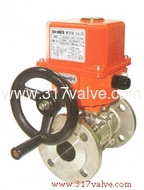 (UM-3-1 Direct Mount Series) ELECTRIC ACTUATOR