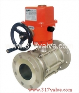 (UM-4 Direct Mount Series) ELECTRIC ACTUATOR