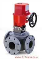(UM-6 Series with Mounting Kits) ELECTRIC ACTUATOR