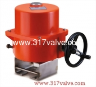 (UM-11 Series with Mounting Kits) ELECTRIC ACTUATOR