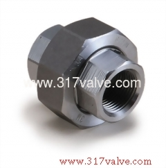 HIGH PRESSURE PIPE FITTING UNION (FG-UNI-SW)