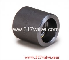HIGH PRESSURE PIPE FITTING HALF COUPLING (FG-HLCUP-TH)