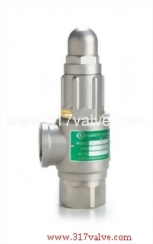 ST.ST.316 SAFETY RELIEF VALVE (1x2) (SV-S8DA(FT))