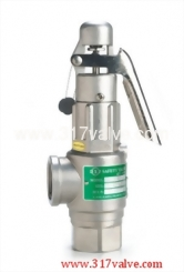 ST.ST.316 SAFETY RELIEF VALVE (1x2) (SV-S8DL(FT))