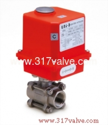 ELECTRIC ACTUATOR (UM1 Direct Mount Series)