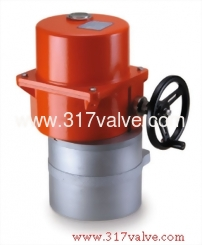 ELECTRIC ACTUATOR (UM-12 Series with Mounting Kits)