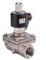 DIRECT, MULTIPLEX, CONNECTED DIAPHRAGM CONDUCTIVE AND NORMLLLY OPEN SS316 SOLENOID VALVE (SUW-NO Series)