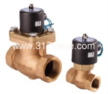 MULTIPLEX, PILOT OPERATED PISTON, CONDUCTIVE AND NORMALLY CLOSED SOLENOID VALVE (US Series)