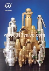BRIEF CATALOGUES 2015 - SAFETY RELIEF VALVE