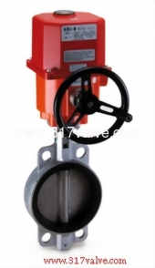 ELECTRIC-ACTUATOR-BUTTERFLY-VALVE