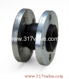 SINGLE SPHERE RUBBER EXPANSION JOINT (FLOATING FLANGE) (AMS/AMS-H SERIES)