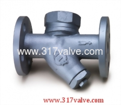 CAST IRON STEAM TRAP 16K FLANGED END (ST-T3F)