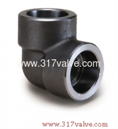 HIGH PRESSURE PIPE FITTINGS ELBOW 90 DEG (FG-ELB90-SW)