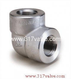 HIGH PRESSURE PIPE FITTING ELBOW 90 DEG (FG-ELB90-TH)