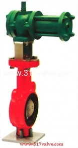 CYLINDER TYPE BUTTERFLY VALVE (CYD-BF26N)