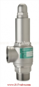 LOW LIFT ST.ST.304 SAFETY RELIEF VALVE (SV-S9A/SVP-S9A)