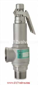 LOW LIFT ST.ST.304 SAFETY RELIEF VALVE (SV-S9L/SVP-S9L)