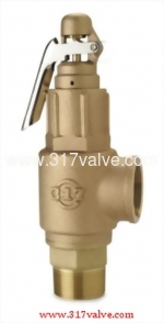 LOW LIFT BRONZE SAFETY RELIEF VALVE (SV-B29/SVP-B29)