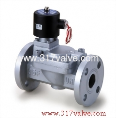 MULTIPLEX, PILOT OPERATED DIAPHRAM, CONDUCTIVE AND NORMALLY CLOSED SOLENOID VALVE (UWF (FC) Series)