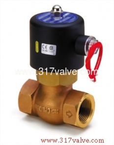 MULTIPLEX, PILOT OPERATED PISTON, CONDUCTIVE AND NORMALLY CLOSED SOLENOID VALVE (UAW Series)