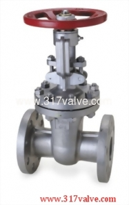 STAINLESS STEEL GATE VALVE ANSI 300 (SS304-34Y/SS316-36Y)