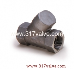 STAINLESS STEEL 316 PISTON CHECK VALVE (VTP)