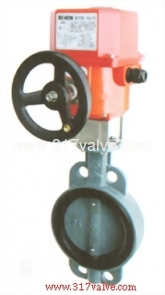 ELECTRIC ACTUATOR (UM-3-1 Series with Mounting Kits)