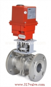 Series Direct Mount & With Mounting Kits) ELECTRIC ACTUATOR (UM2-R5 (10W 50Nm) Series / UM2-R7 (15W 70Nm)
