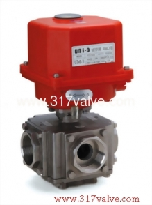 ELECTRIC ACTUATOR (UM-3 Direct Mount Series)