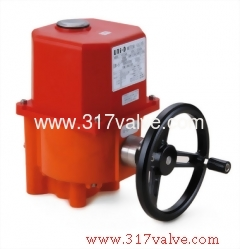 ELECTRIC ACTUATOR (UM-6 Direct Mount Series)