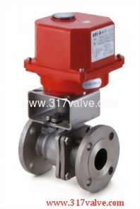 ELECTRIC ACTUATOR (UM-3 Series with Mounting Kits)