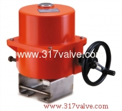ELECTRIC ACTUATOR (UM-11 Series with Mounting Kits)