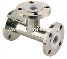 PFA Lined Valve Fittings & PFA fittings