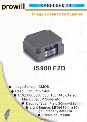 Barcode Scanner Catalog - Prowill Technology Co , Ltd