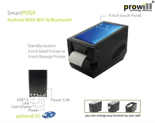 Smart POS 9-Prowill