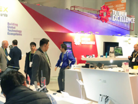We attend Computex at Taipei, Taiwan and global retailing trade shows every year.