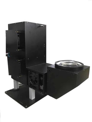 160 mm x 160 mm AAA solar simulator