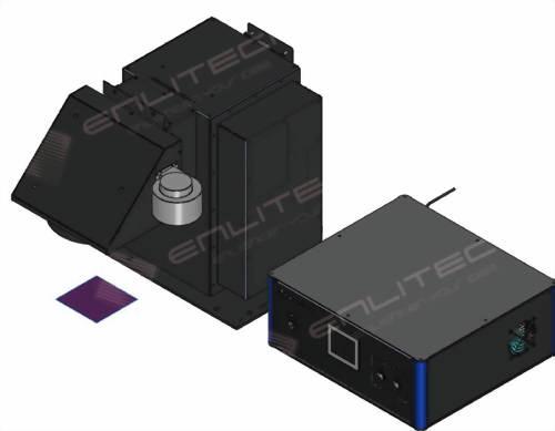 180 mm x 180 mm AAA solar simulator