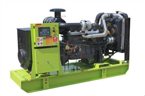 Diesel generator system