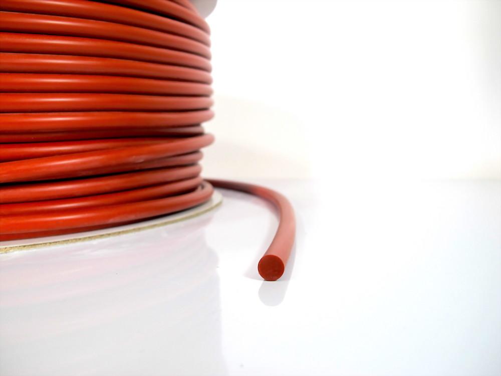 紅色矽膠條